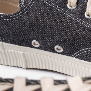 Iron Heart 21oz denim sneaker