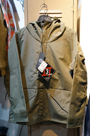 Houston 3 Layers waterproof jacket