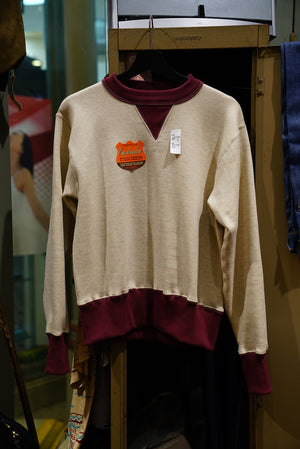 Cushman sweater