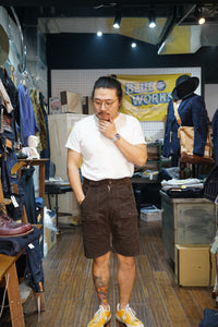 SugarCane work short pants