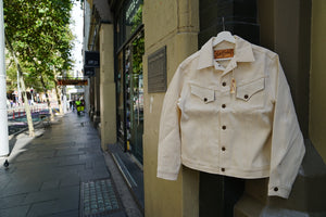 Mister Freedom Cowboy jacket wheat denim