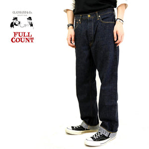 Glad hand X Full count 0105 denim