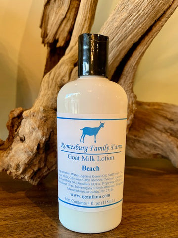 Goat Milk Lotion 4oz.
