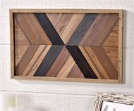 Wood Arrow Wall Art Rec.