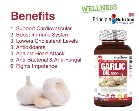 Healthy Diet with Garlic-One Garlic A Day Keeps Doctor Away