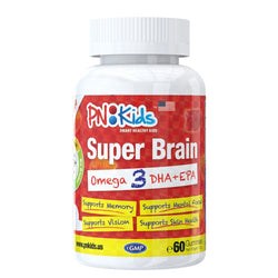 Super Brain Sugar Free Omega 3 DHA (60s)