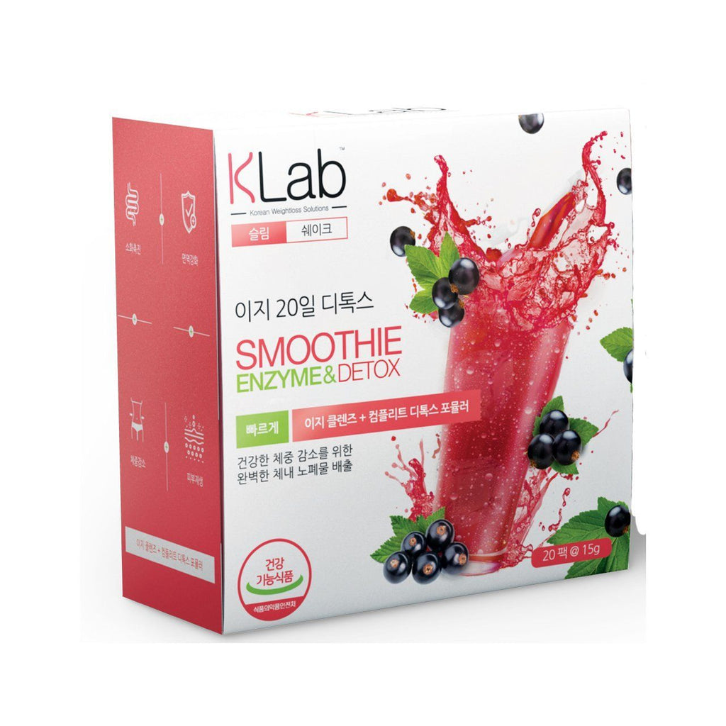 Smoothie Enzyme & Detox - HealthPasar