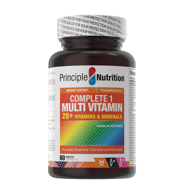 Complete 1 Multivitamin (60s) - HealthPasar