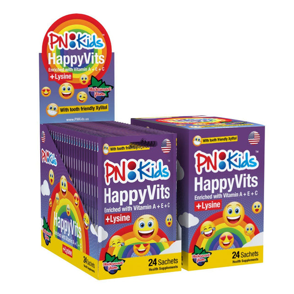 Principle Nutrition PNKids HappyVits Chewable Vitamin C - 1