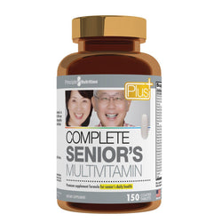 Principle Nutrition PNPlus Complete Senior's Multivitamin | 150S