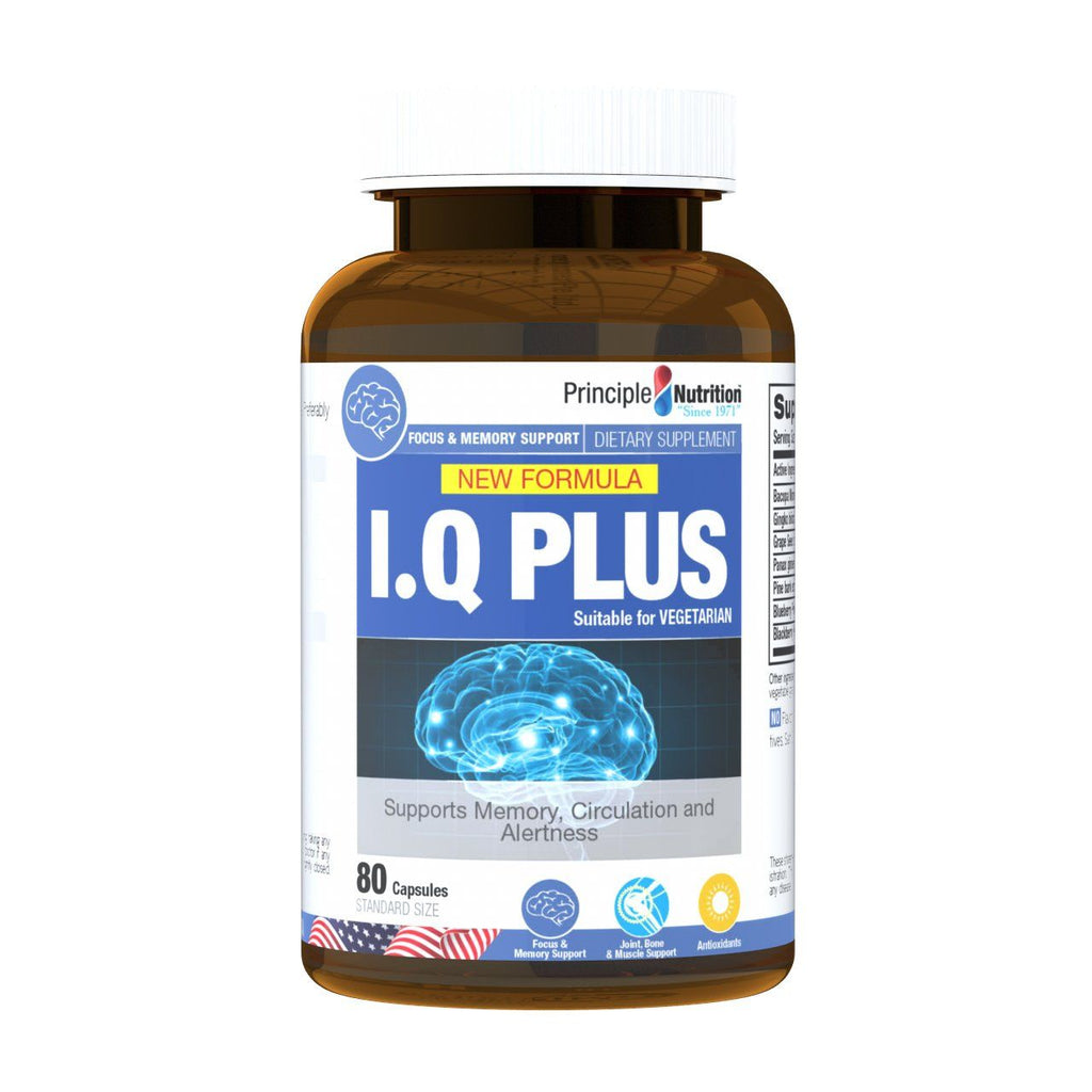 IQ Plus (80s) - HealthPasar