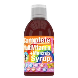 Principle Nutrition PNKids Multivitamins + Lysine Mango Syrup for Girls | 250ml