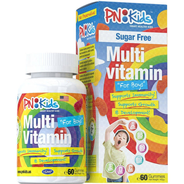 Principle Nutrition PNKids Sugar Free Gummies For Boys - 1