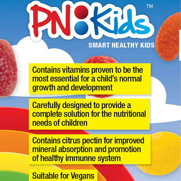 Principle Nutrition PNKids Sugar Free Gummies For Boys - 3