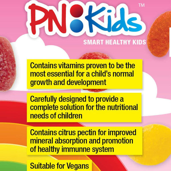 Principle Nutrition PNKids Sugar Free Gummies For Girls - 3