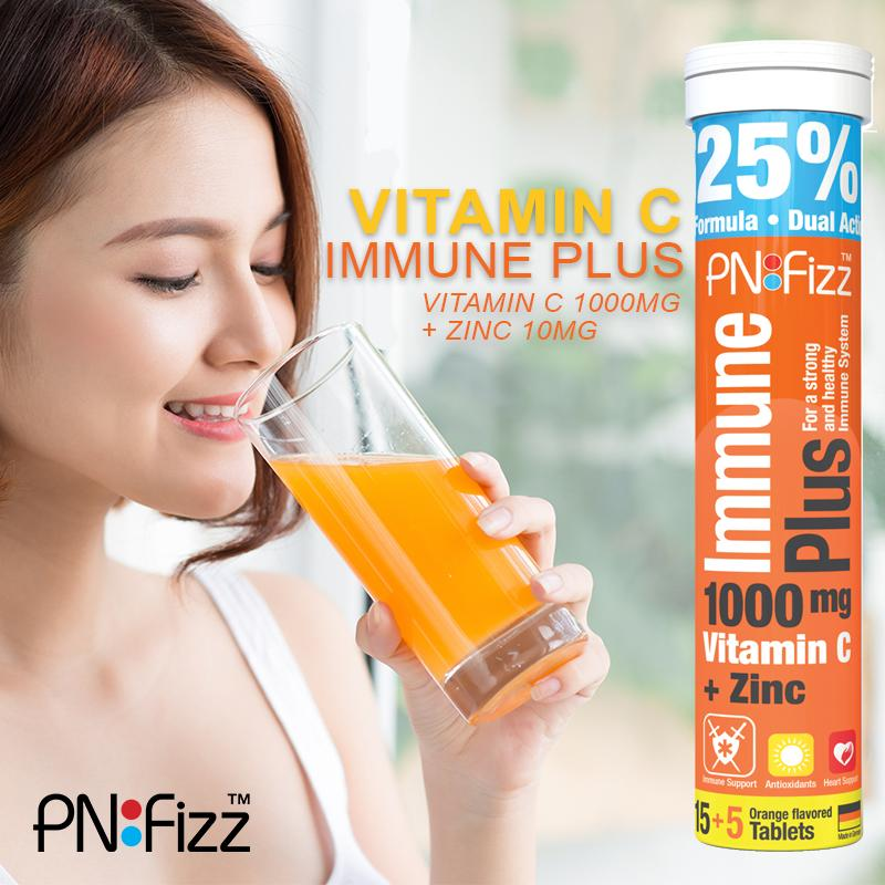 PNFizz Immune Booster (20s) - Bundle of 4 - HealthPasar