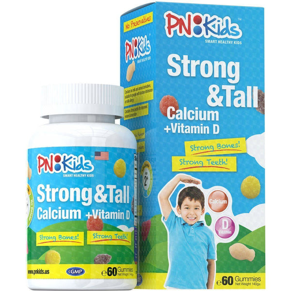 Strong & Tall 60s - HealthPasar