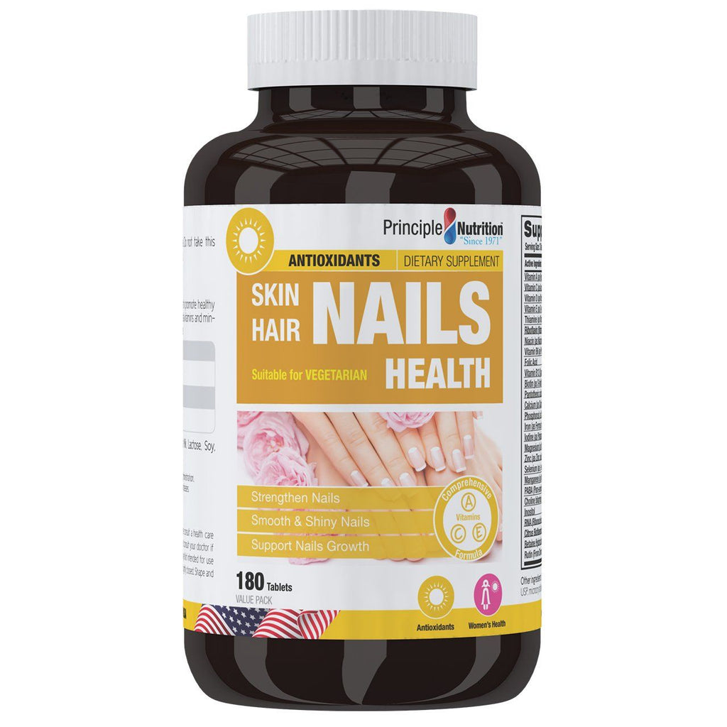 Skin, Hair & Nails (180s) - HealthPasar