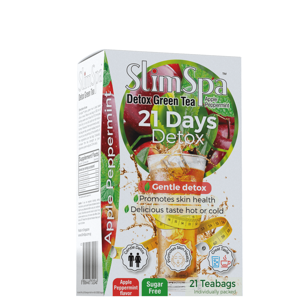 Slim & Detox Tea - HealthPasar