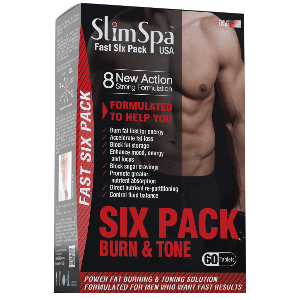 Six Pack 60s - HealthPasar