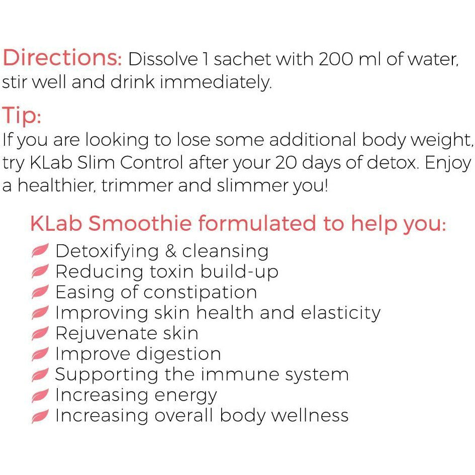 KLab Slimming Bundle - HealthPasar