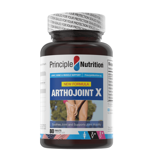 Principle Nutrition Arthojoint X | 80S | Joint Supplement