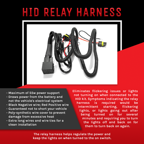 Do I Need a Relay Harness? – HID Power Hid Relay Wiring Harness Install on