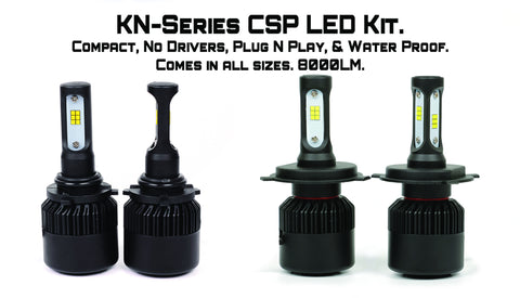 KN-Series CSP LED Kit