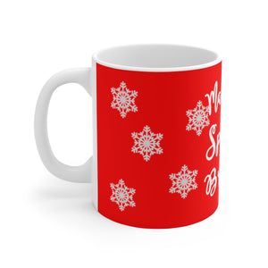 Making Spirits Bright Christmas Mug