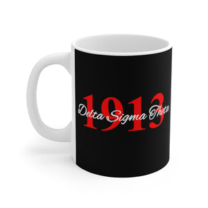 Delta Sigma Theta 1913 11 oz and 15 oz Mug