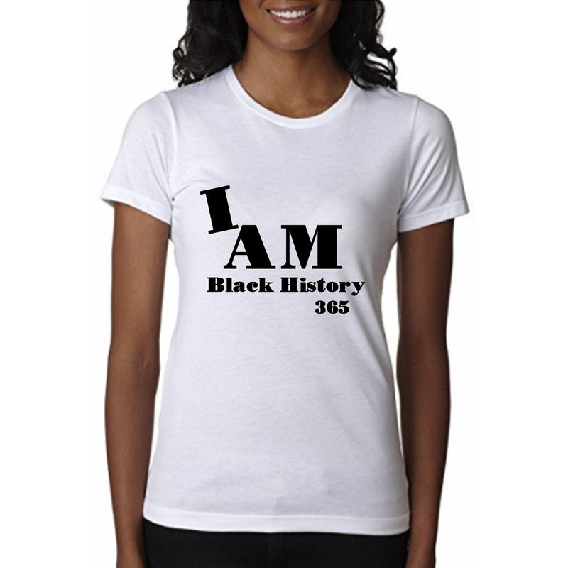 I Am Black History 365 T Shirt