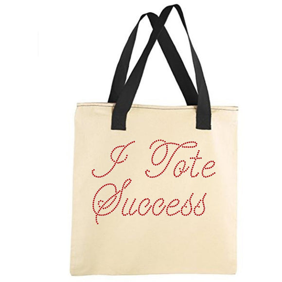 Personalized Tote Bag One Size / Neutral Tote Bag
