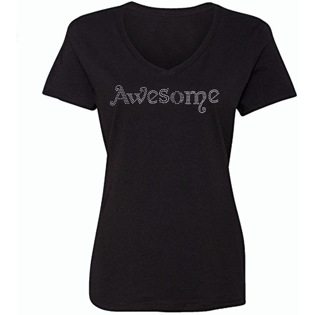 Awesome Rhinestone T-Shirt