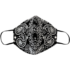 Print Cloth Face Mask