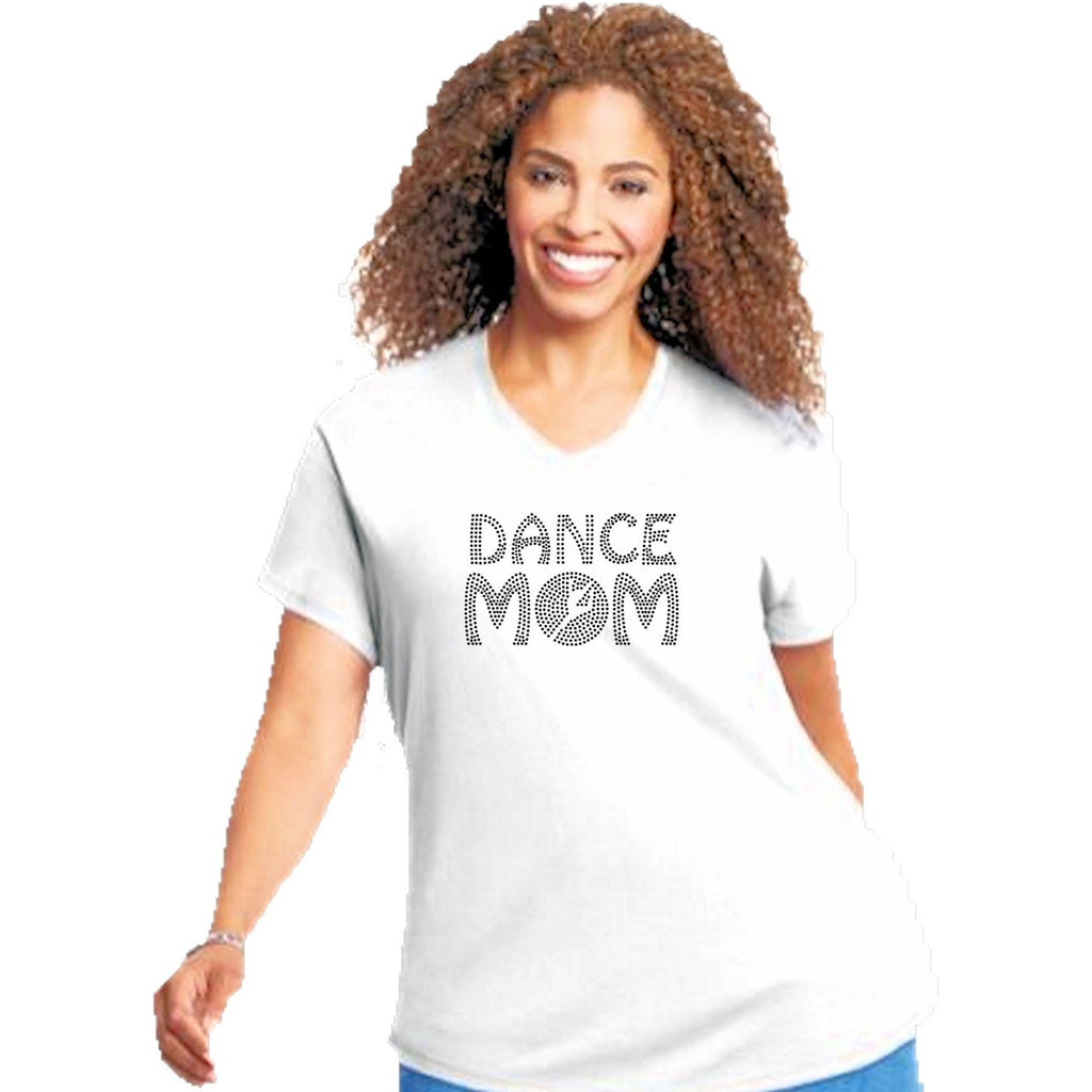Dance Mom Rhinestone T-Shirt