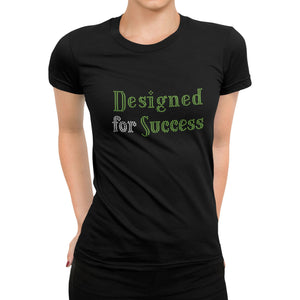 Designed For Success Self Expression T-Shirt