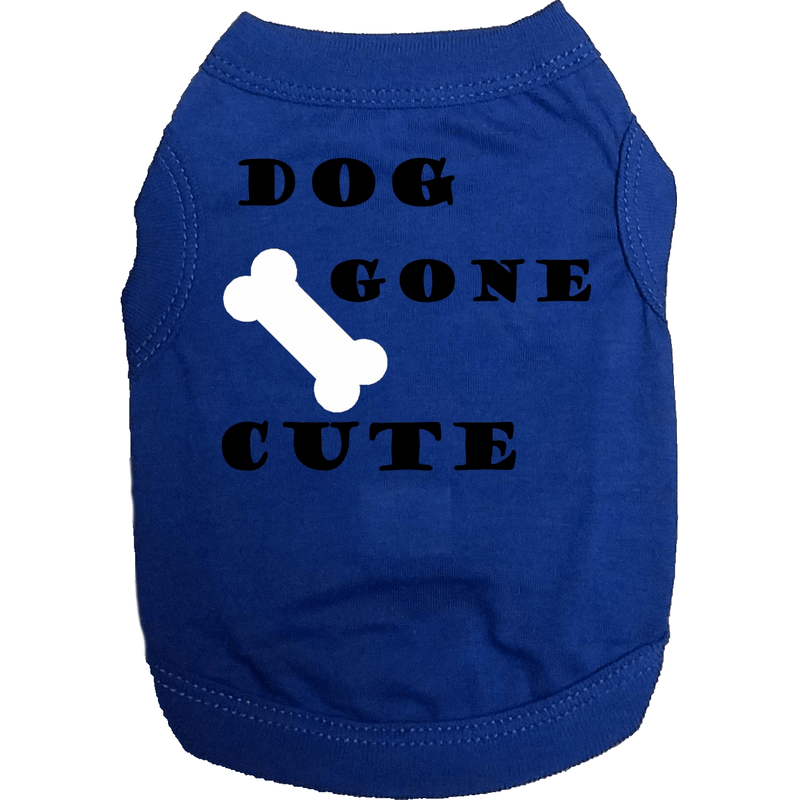 Dog T Shirts - Dog Gone Cute Doggy T Shirt