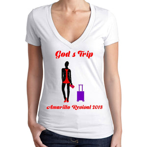 God's Trip Personalized Ministry T Shirt