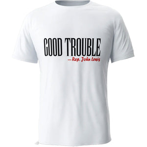 Good Trouble John Lewis Mens T-Shirt