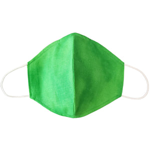 Solid Color Cloth Face Mask