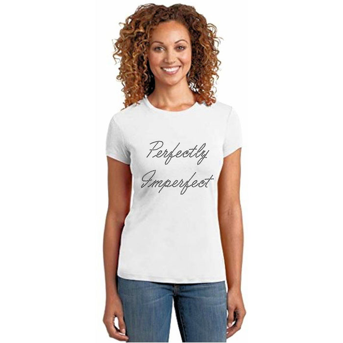Perfectly Imperfect Self Expression T Shirt