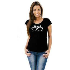 Bride Sunglasses T Shirt