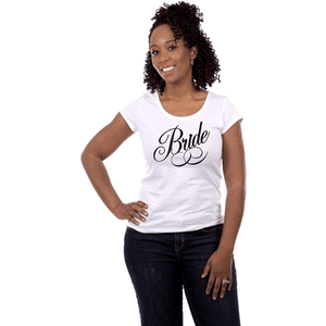 Bride To Be T Shirt Xl / White T