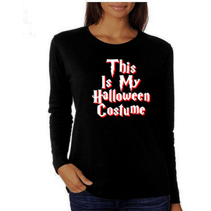 This Is My Halloween Costume Tee