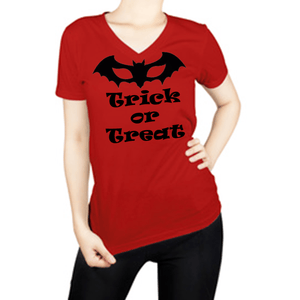 Trick or Treat Halloween T Shirt