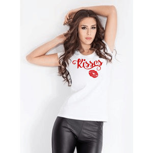 Kisses Valentine T Shirts