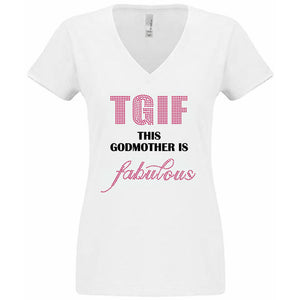 TGIF This Godmother is Fabulous