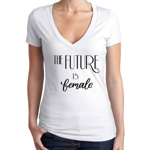 The Future Is Female Self Expression T Shirt