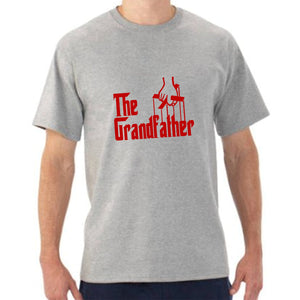 The Father Godfather Grandfather Mens T Shirt