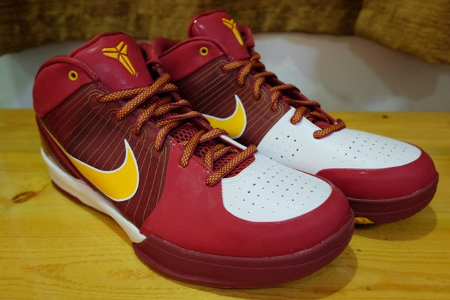 reputable site d13a0 7dd6e ... Nike Zoom kobe 4 USC DarkSole.net (2) ...